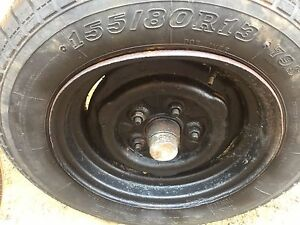 "WANTED - 13"" boat trailer rims & tyres Greenwood Joondalup Area Preview"