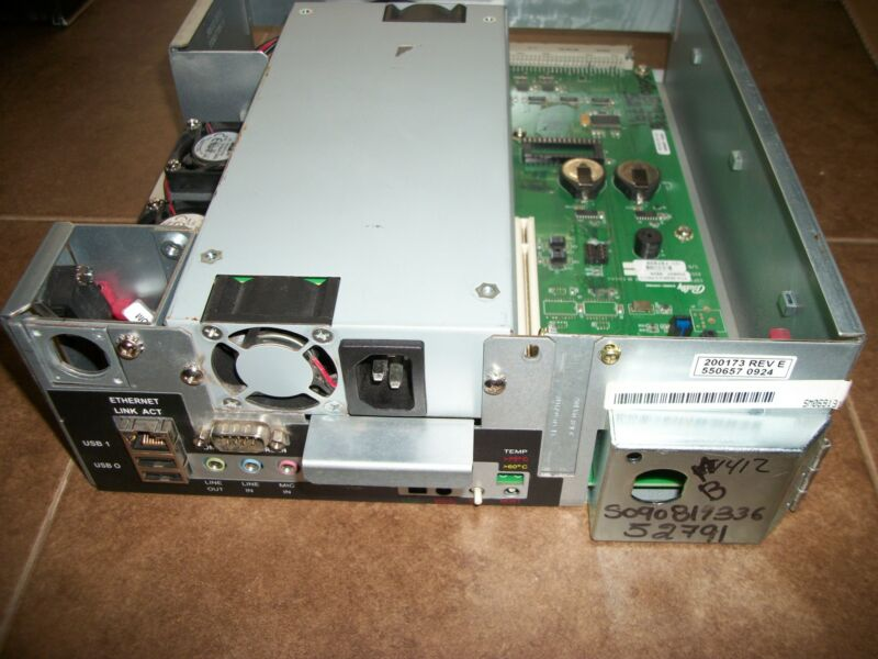 BALLY ALPHA 9000 MPU BOARD