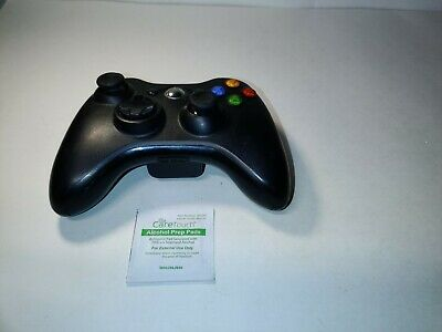 OEM  Microsoft Xbox 360 Wireless Controller Black with Sanitizer for Your safety