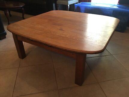 Square Coffee table Tasmanian Oak