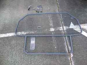 Subaru Forester Cargo Barrier Mosman Mosman Area Preview
