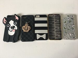 iPhone 5 Cases- All for $5
