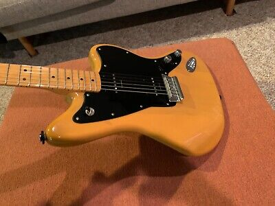 Fender Jazzmaster Vintage Modified Squire Special 2010s Butterscotch Blonde