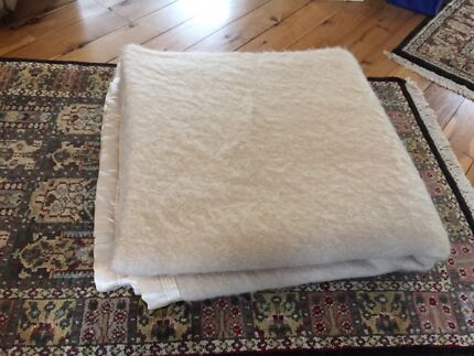 Mohair blanket Chatswood West Willoughby Area Preview