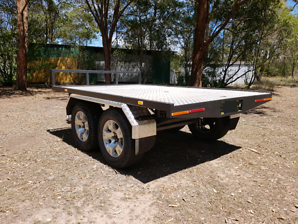 Flatbed trailer 2.1 x 3.0 Swap