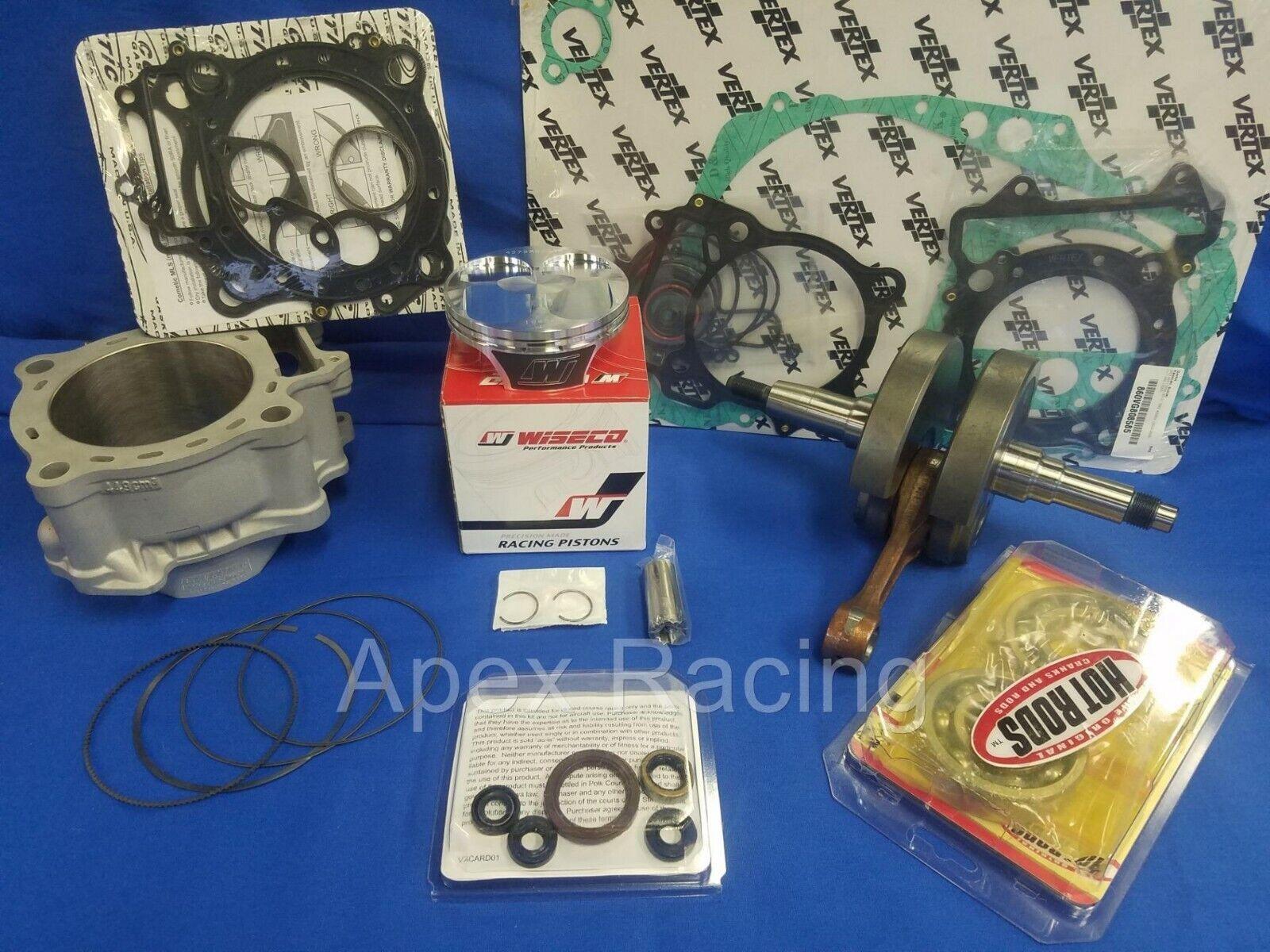 Vertex Top End Piston Kit Standard Bore for KTM 144 SX 2007-2008