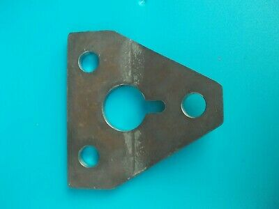 Farmall Ih Mta Sm Sh H M Tractor Front Pedestal Curved Hitch Push Tie Down Plate