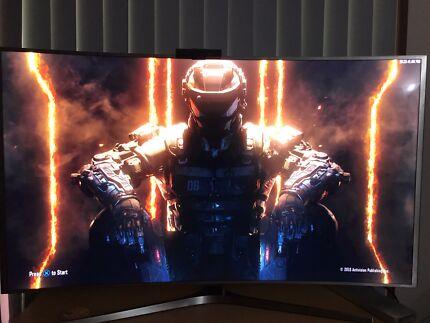 Samsung 65 inch Series 9 2015 SUHD 4K TV
