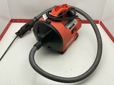 Ridgid K-30 Drain Cleaner Snake Electric