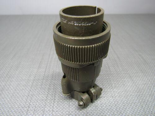 ITT Cannon Amphenol MS3106E18-1P Circular Connector Plug