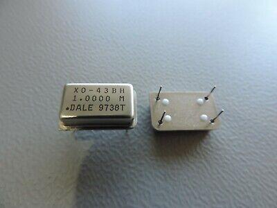 Osc 10pcs 12MHz 12.000 MHz Crystal Oscillator HCMOS//TTL