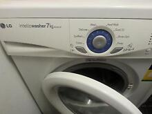 LG intellowasher 7kg Minto Campbelltown Area Preview
