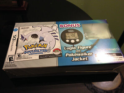 Pokemon Walmart (Pokemon: SoulSilver Version (Nintendo DS, 2010) Lugia Figure Wal-Mart Brand)