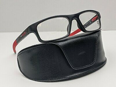 Oakley Crosslink Scuderia Ferrari OX8037-1552 Eyeglasses 52/18 135 /POD653