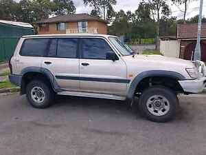 Gu 2.8 turbo diesel 1998 Wetherill Park Fairfield Area Preview