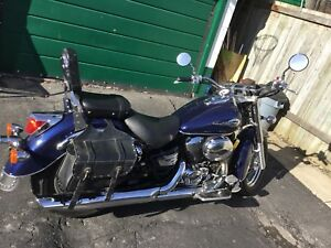 2002 Honda Shadow ACE