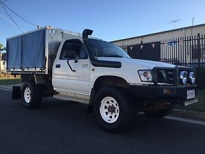 2003 Toyota Hilux Ute Clontarf Redcliffe Area Preview