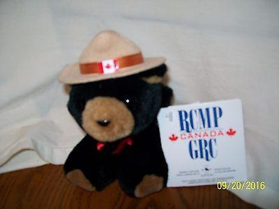 RCMP Canada GRC Teddy Bear Plush 6