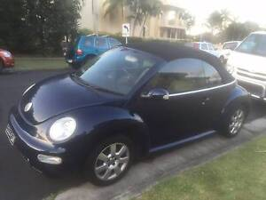2003 Volkswagen VW Beetle Convertible Bargain Palm Beach Gold Coast South Preview