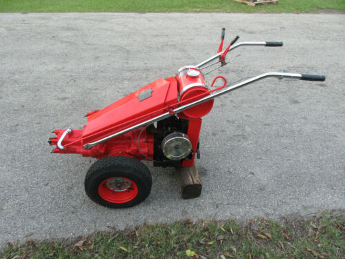 Gravely Professional 2 wheel walkbehind tractor 90 Year Celebration Model 8 hp.