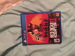 Selling my Red Dead Redemption 2