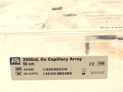 New Applied Biosystems 3500 Xl Genetic Analyzer 50cm 24-capillary Array 4404688