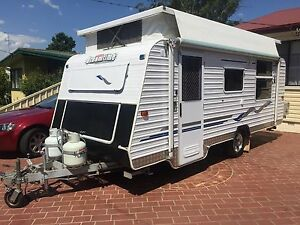 Caravan pop top dreamtime exc cond 12 MONTHS REGO Hobartville Hawkesbury Area Preview