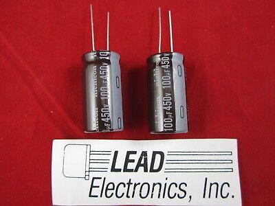 25pcs Nichicon 22uf 35-Volt hi-temp 125-Degree Radial Leads Authorized Disty