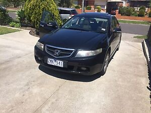 Honda Accord  Euro luxury 2005 model Roxburgh Park Hume Area Preview