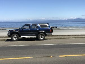 1992 Toyota Hilux Surf SSRG