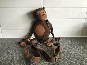 Monkey safety harness bag Idalia Townsville City Preview