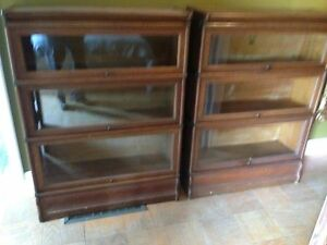 Antique Macey Barristers Bookcase s