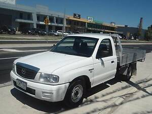 2006 Mazda B2600 Ute Footscray Maribyrnong Area Preview
