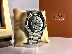 ESQ by Movado Men's SS watch