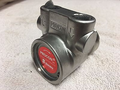 Procon Pump 113a025f31xx 25 Gph Clamp On Stainless Steel Pump