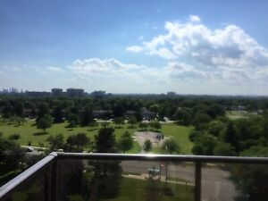 Spacious 2 Bedroom Condo in Etobicoke for Rent