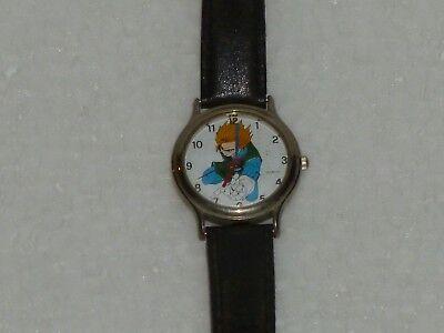 "DRAGONBALL Z - Vintage Watch - KAIOSHIN GOHAN - 1 &1/4"" Face - 9"" Length - DBZ"