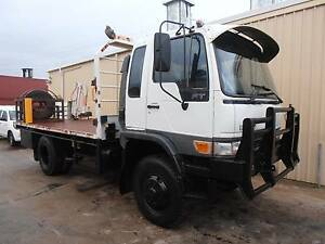 2002 Hino Flat top 4x4 Truck Midvale Mundaring Area Preview