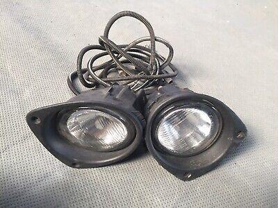 Used Fog Lamp Kit RENAULT CLIO Clio 2 Phase 1