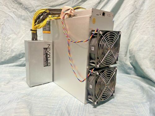 Bitmain Antminer E3 190MH/s ETH Miner with PSU Power Supply