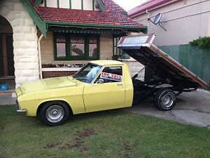 1972 HQ Holden Ute Tip Tray Port Adelaide Port Adelaide Area Preview