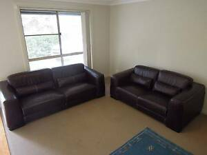 Leather Couches (3 piece set) Singleton Singleton Area Preview