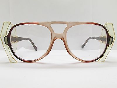 American Optical Flexi-Fit Z87 Eyeglasses Eyewear FRAMES 56-17-138 TV6 80279A