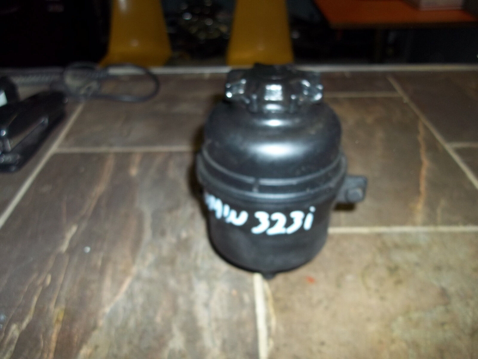 2000 bmw 328i power steering fluid