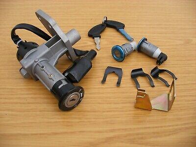Lexmoto Titan 125 ZN125T-8F FMS 125 Lock Set Ignition Switch Barrel Key