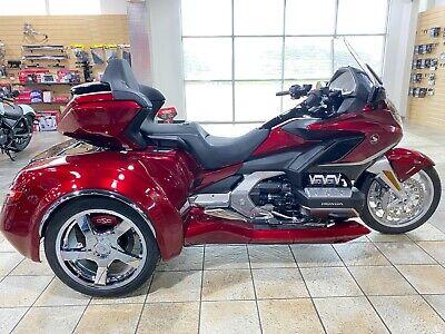 NEW 2021 Honda GL1800 Gold Wing CSC California Side Car Trike