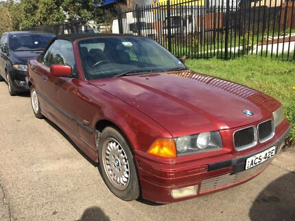 1995 BMW E36 Smithfield Parramatta Area Preview