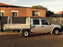2002 Holden Rodeo Ute Oatlands Parramatta Area Preview