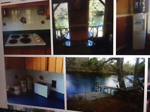Cottage with 250 Acres