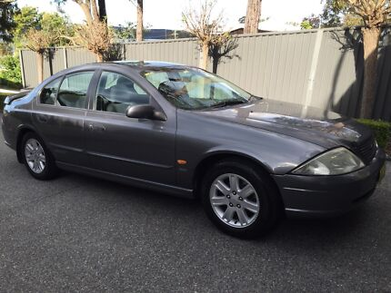 FORD FALCON SR SEDAN 2001 Toronto Lake Macquarie Area Preview